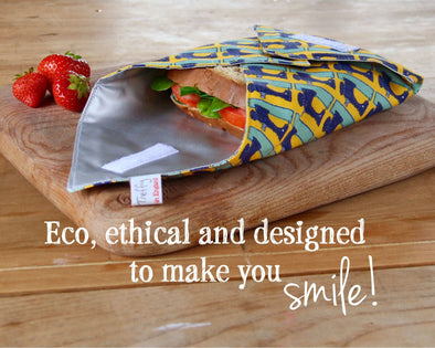 Gifts that are eco, ethical and designed to make you smile!