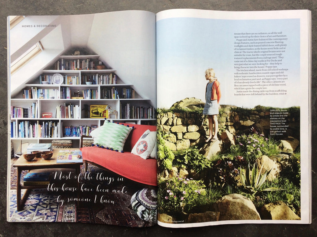 Poppy Treffry in Country Living Magazine