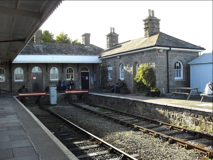 st erth to st ives train