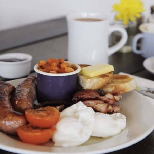 top 5 cornish cafes breakfast at strong adolfos
