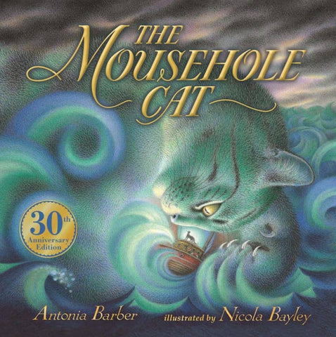 Mousehole Cat book cover