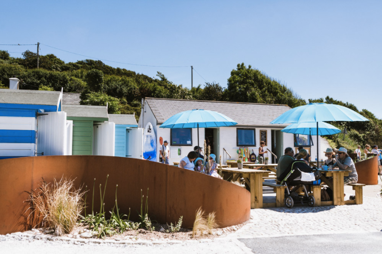 Talland bay beach cafe poppy treffry blog
