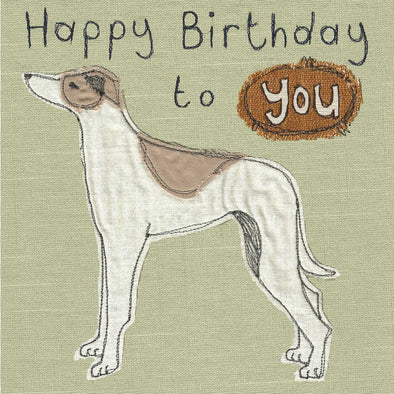 sale - whippet card (was £2.50)