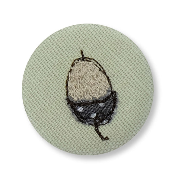 Acorn - pretty badge