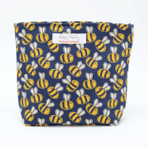 busy bee - big make up bag