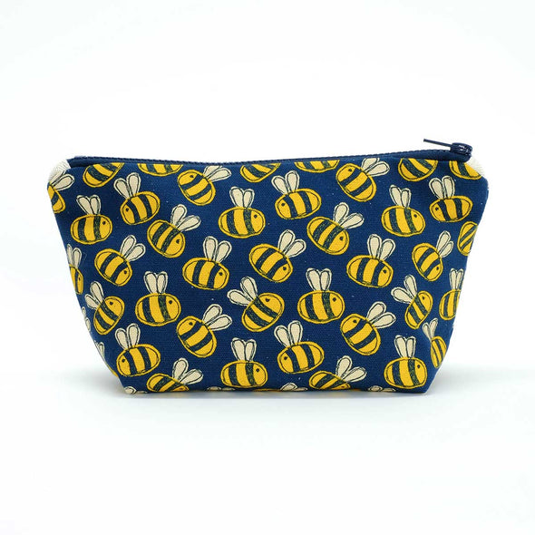 bee - small wash bag