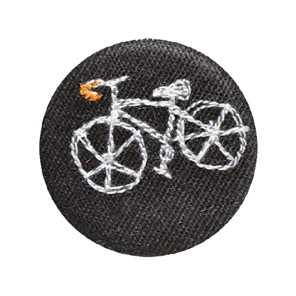 bike - pretty badge