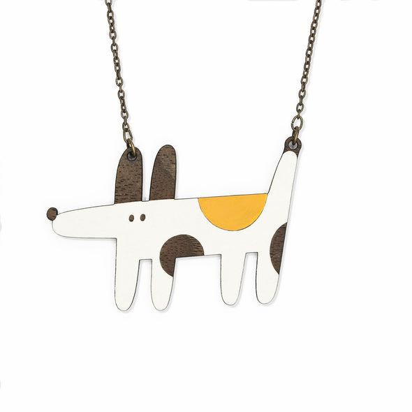 Materia Rica cheeky charly necklace