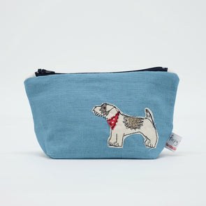 little dog - little make up bag