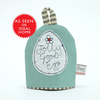 jolly good egg - Easter egg cosy