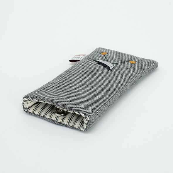 oyster catcher - phone case