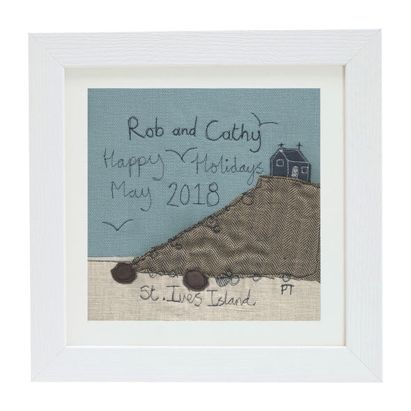 St. Ives Island - personalised picture