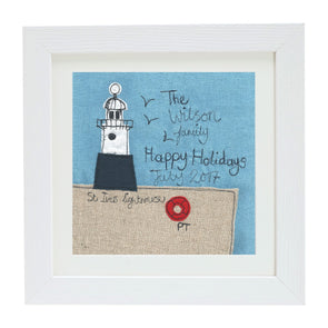 St. Ives Lighthouse - personalised picture