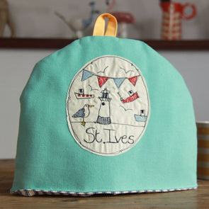 St. Ives - small tea cosy