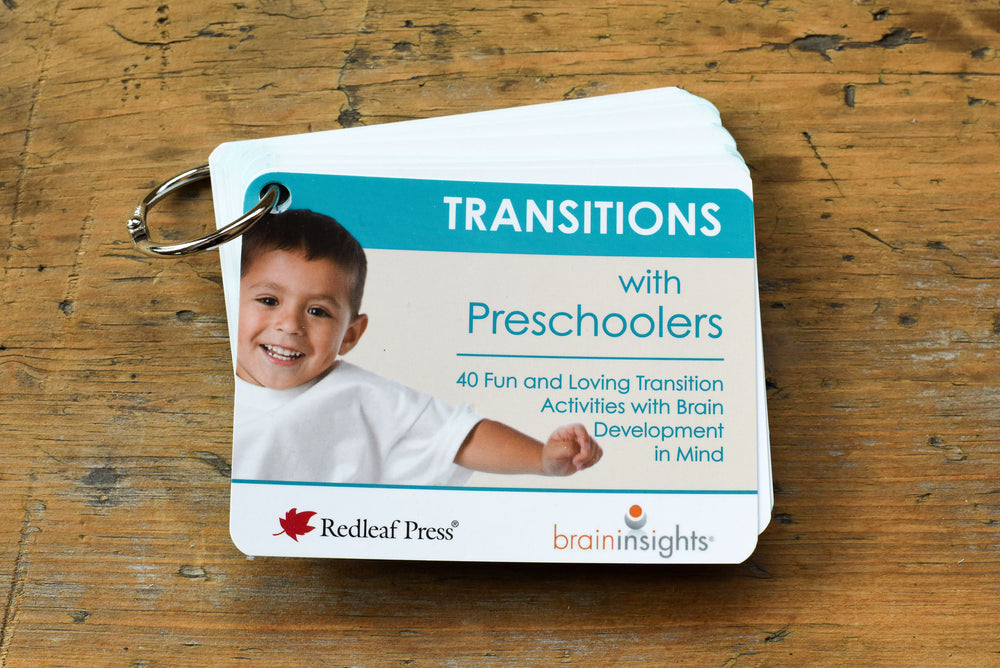 ED005 Transitions with Preschoolers