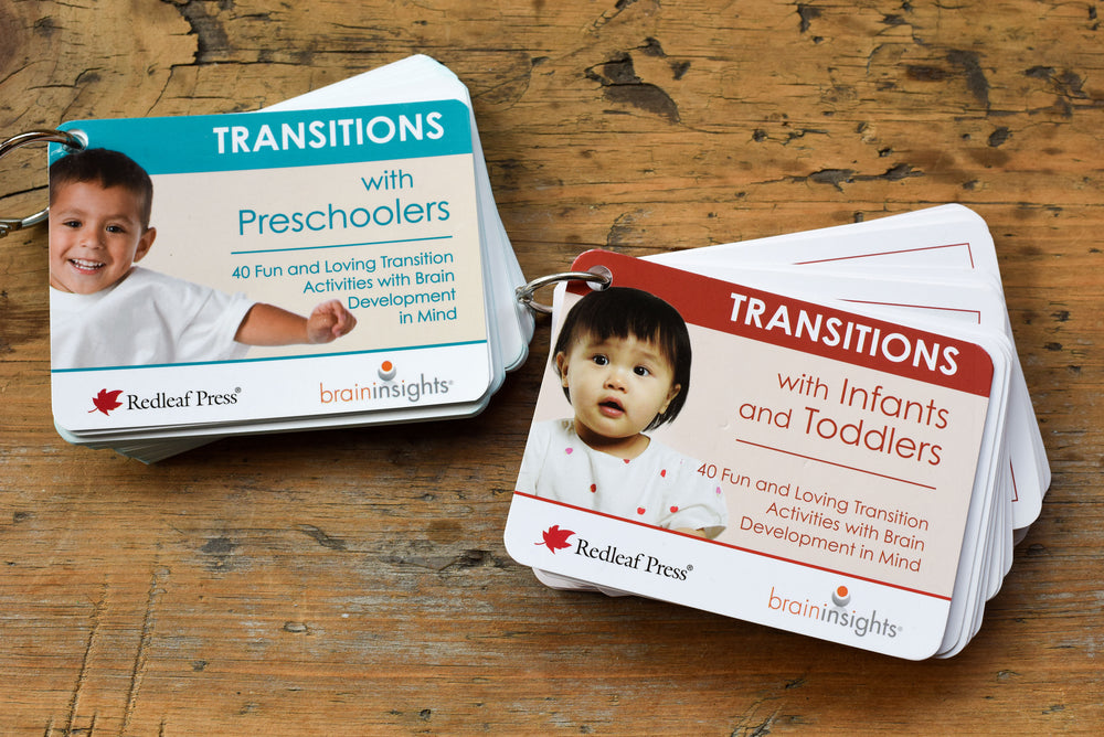 ED006 Transitions Brain Insight Cards set of 2