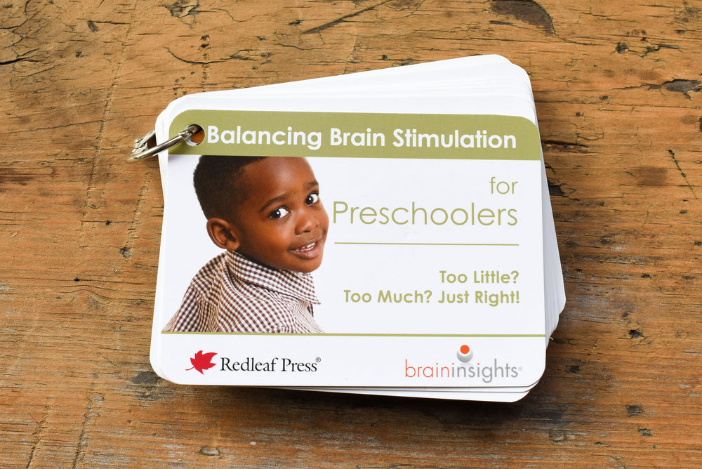 ED002 Balancing Brain Stimulation for Preschoolers
