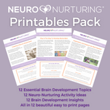 Neuro-Nurturing Printables Pack