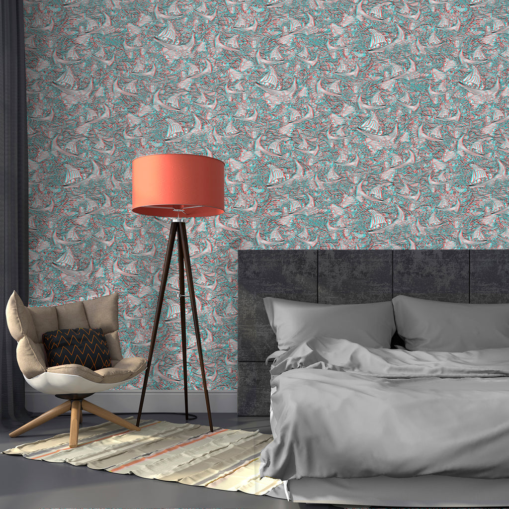 Go DEEP into the making of our 3D wallpaper