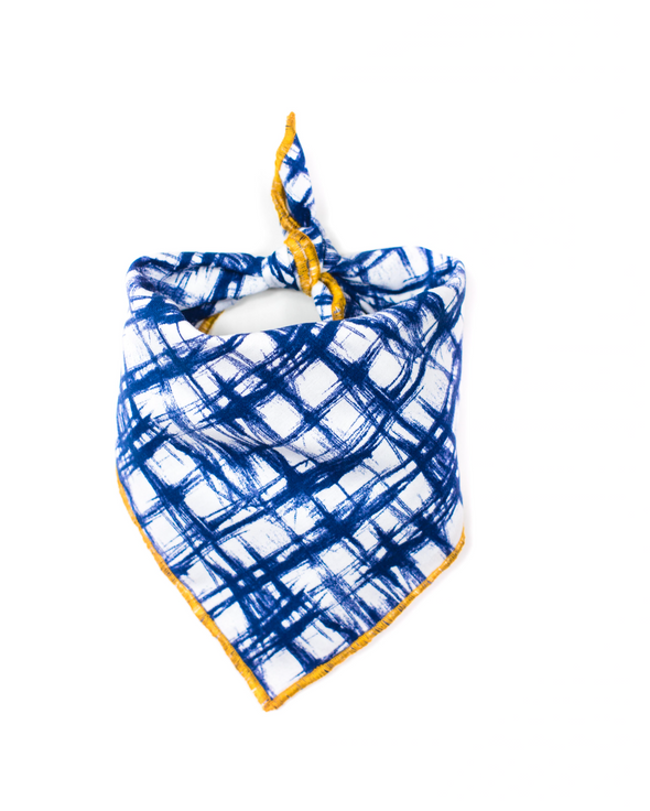 Crossed Paths Dog Bandana