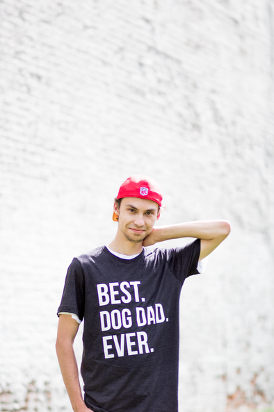 Best. Dog Dad. Ever. Tee