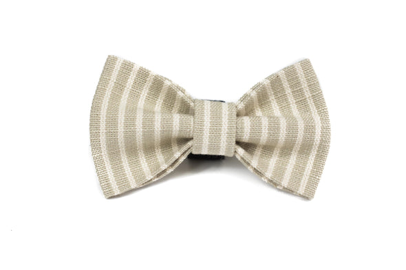 Simple Stripes Bow