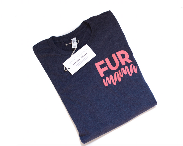 Fur Mamma Shirt made by Royal Collections and Co.