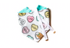 Candy Hearts Dog Bandana