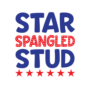 Star Spangled Stud