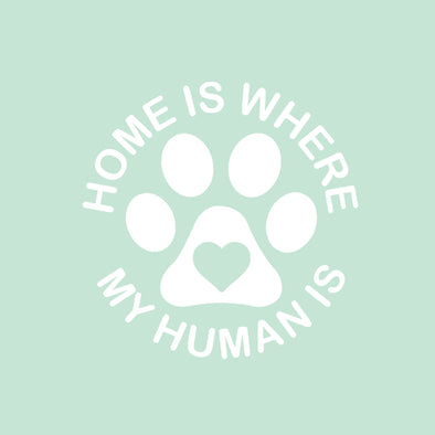 Home is Where My Human is