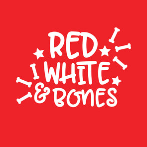 Red, White, and Bones