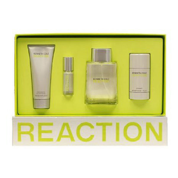 Reaction Gift Set by Kenneth Cole - Luxury Perfumes Inc. -