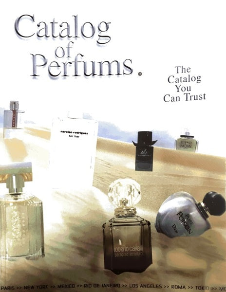 Perfume Catalog by Luxury Perfumes - Luxury Perfumes Inc. -