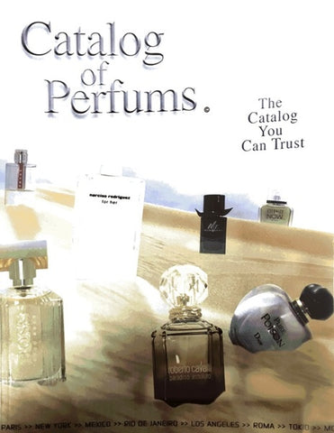 Perfume Catalog by Luxury Perfumes