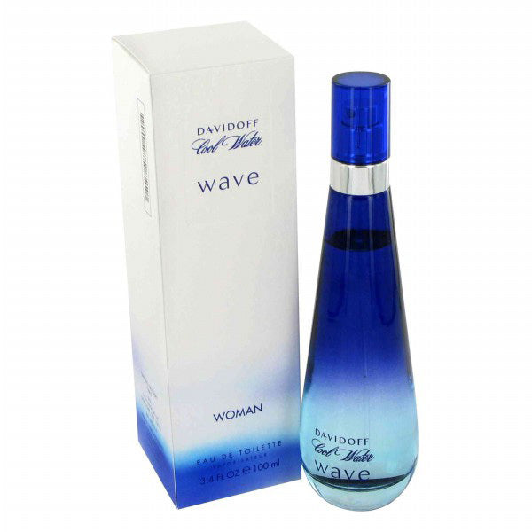 Cool Water Wave by Davidoff - Luxury Perfumes Inc. -