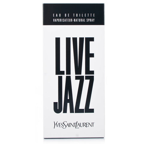 Live Jazz by Yves Saint Laurent - Luxury Perfumes Inc. -