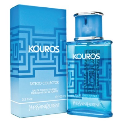 Kouros Tattoo Collector Edition by Yves Saint Laurent