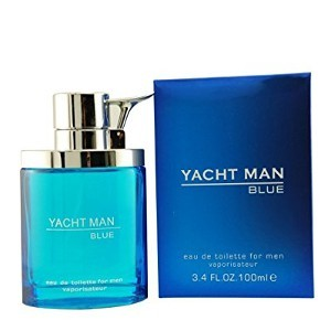 Yacht Man Blue by Myrurgia - Luxury Perfumes Inc. -