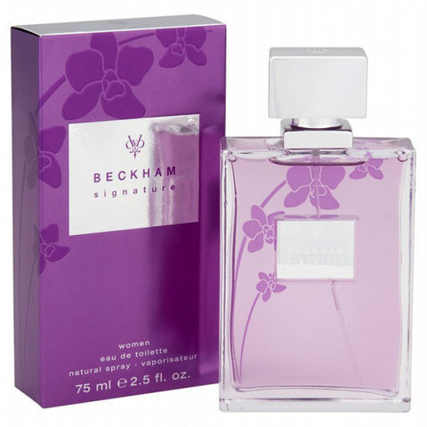 David Beckham Signature for Her by David Beckham - Luxury Perfumes Inc. -