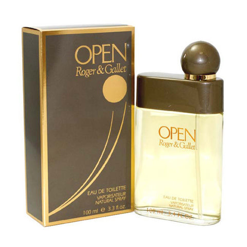 Open by Roger & Gallet - Luxury Perfumes Inc. -