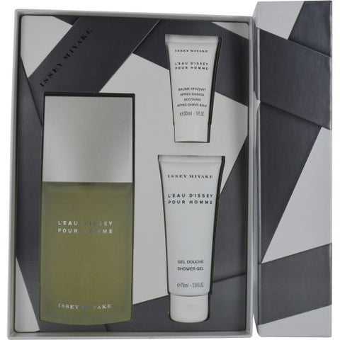 L'Eau d'Issey Pour Homme Gift Set by Issey Miyake - Luxury Perfumes Inc. -