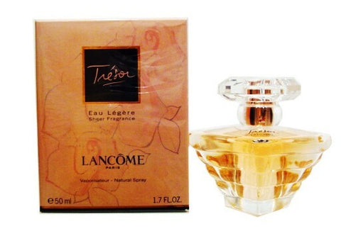 Tresor Eau Legere Sheer by Lancome - Luxury Perfumes Inc. -