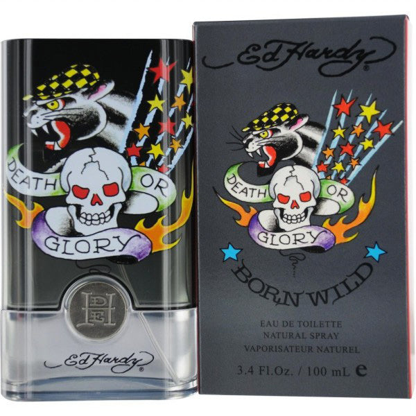 Ed Hardy Born Wild by Christian Audigier - Luxury Perfumes Inc. -