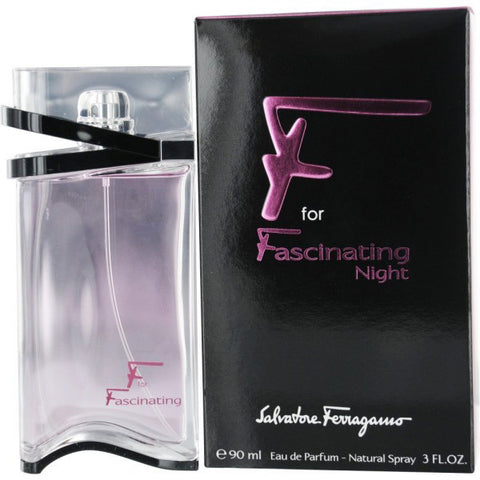 F for Fascinating Night by Salvatore Ferragamo - Luxury Perfumes Inc. -