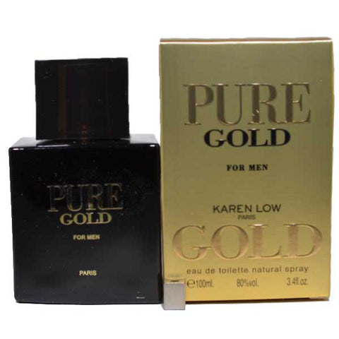 Pure Gold by Karen Low - Luxury Perfumes Inc. -