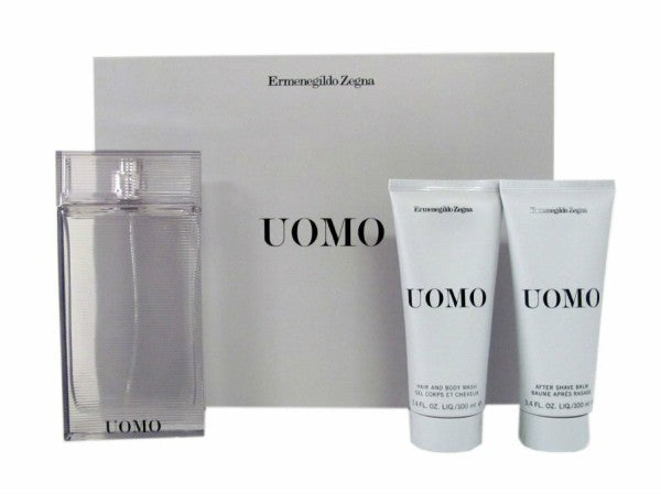 Zegna Uomo Gift Set by Zegna - Luxury Perfumes Inc. -