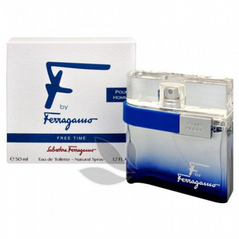 F by Ferragamo Free Time by Salvatore Ferragamo