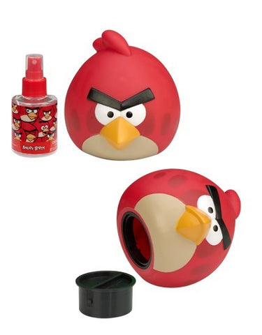 Angry Birds Red Bird Gift Set by Air Val International - Luxury Perfumes Inc. -