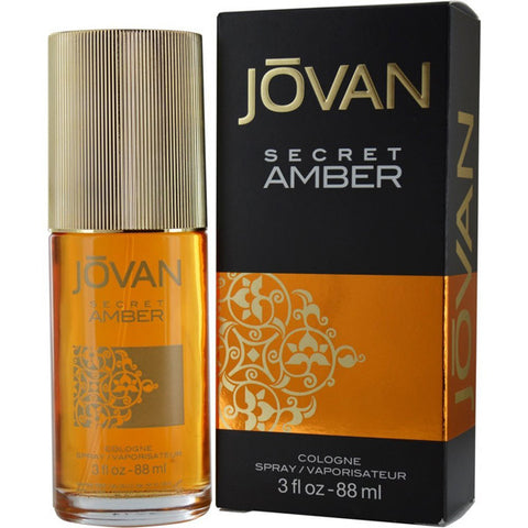 Secret Amber by Jovan