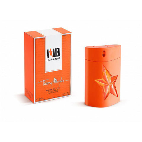 AMen Ultra Zest by Thierry Mugler - Luxury Perfumes Inc. -
